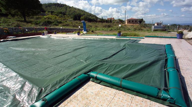 copertura piscine invernale