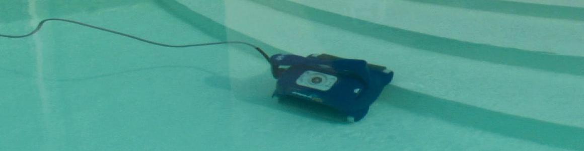 pulitore piscina automatico