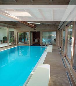 riscaldamento piscine