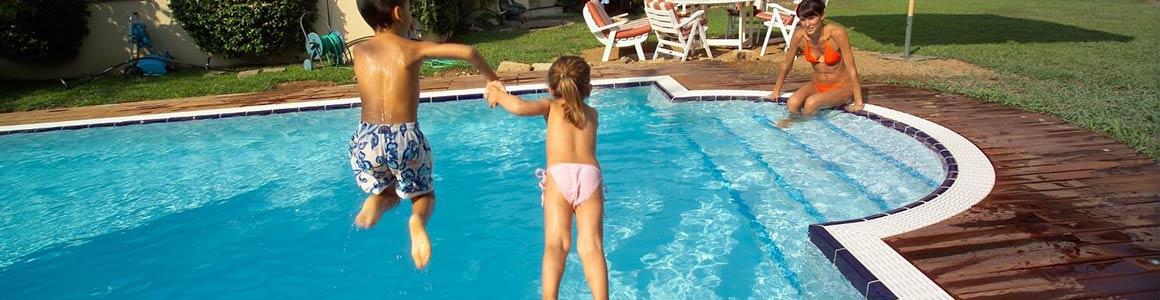 scala piscina romana