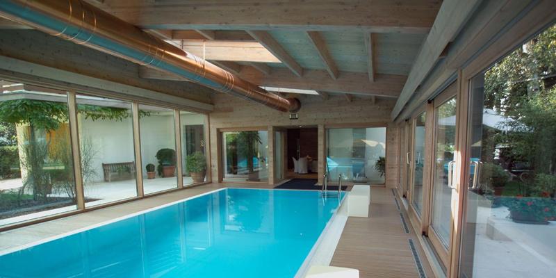 sistema riscaldamento piscine