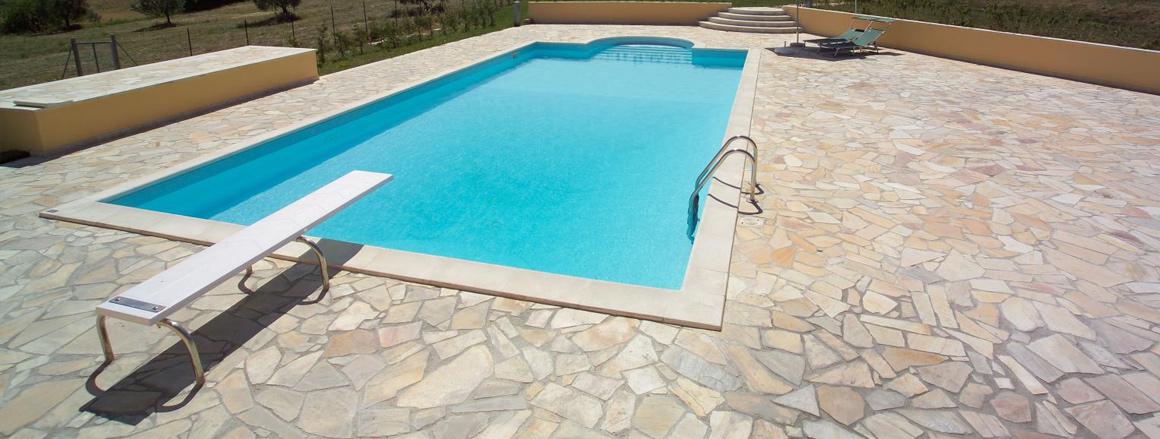 trampolino piscine rana