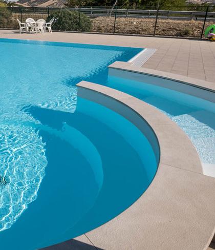 costruzione piscina interrata verona