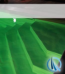 produzione scale piscine