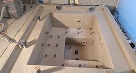 vasca idromassaggio per hotel
