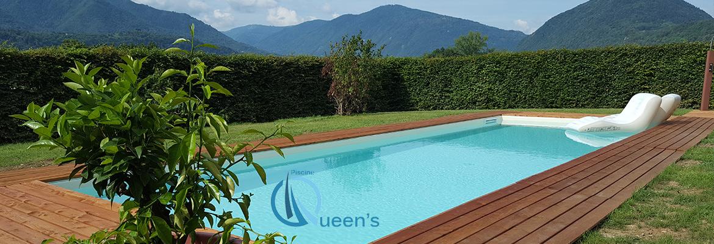 miglire rivestimento per piscine Queen's