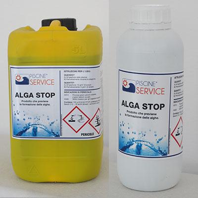 Alga stop