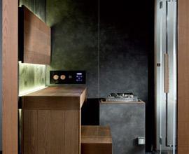 produzione bagno turco sauna