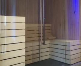 sauna filandese sauna infrarossi